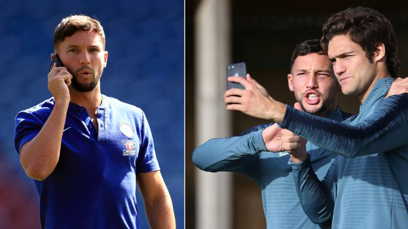 Mauricio Sarri Explains Why Danny Drinkwater Hasn't Played A Single Minute Under His Management