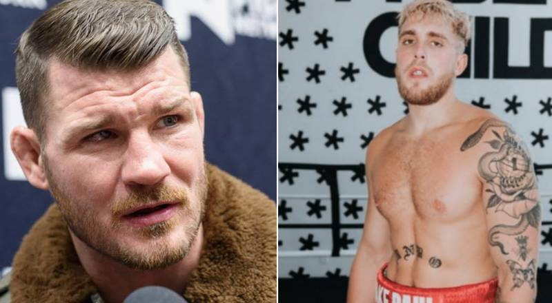 "Former MMA Star Michael Bisping Accepts Challenge From Jake Paul And Says He Will ""Take Him To School"""