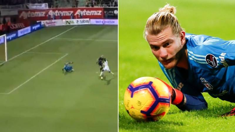 Loris Karius Pulls Off Not One But Two Unbelievable Saves And Everybody Is Delighted For Him
