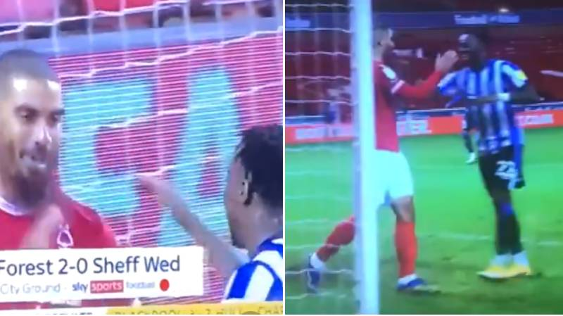 Sheffield Wednesday Player Accused Of Celebrating Goal Against His Own Side