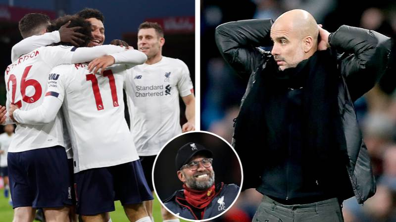 Pep Guardiola Seemingly Concedes Title Race To Liverpool After Manchester Derby Defeat