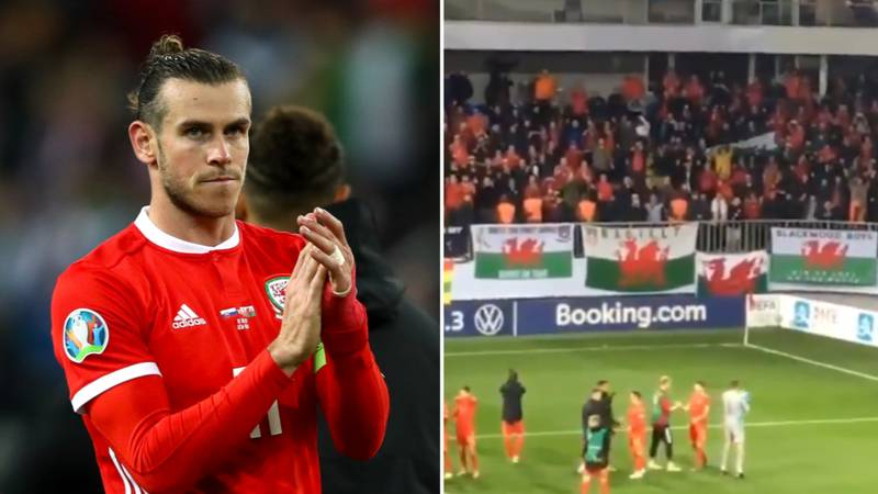 Wales Fans Have A Genius New Chant For Gareth Bale