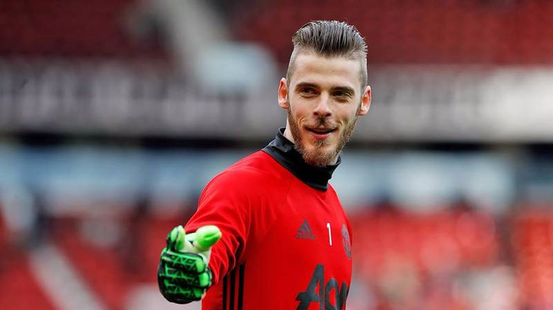 Manchester United Prepared To Offer £65 Million For David De Gea Replacement
