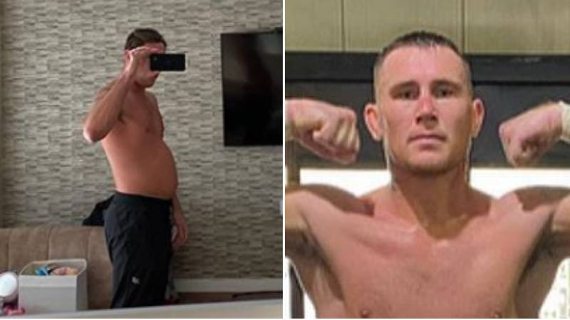 UFC Star Darren Till Shows Off Remarkable Body Transformation Ahead Of Robert Whittaker Fight