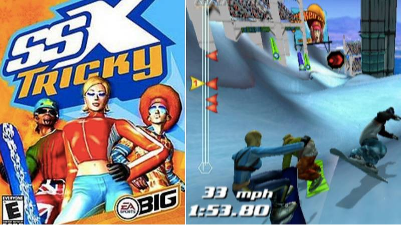 People Call For SSX Tricky (2001) To Be Re-Released On All Consoles