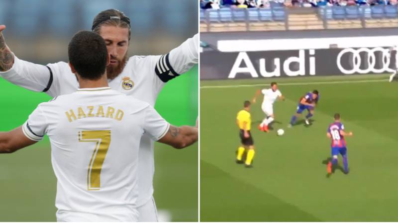 Eden Hazard's Stunning Individual Highlights Prove He's Still A World Class Player