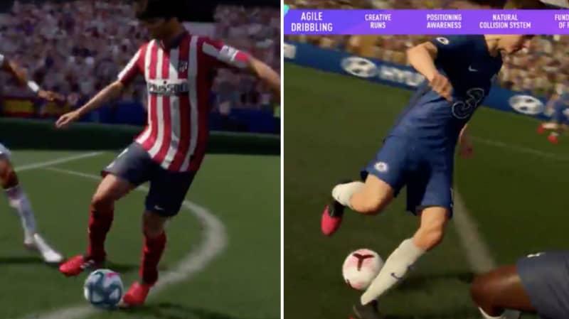 FIFA 21 Features Three New Skill Moves