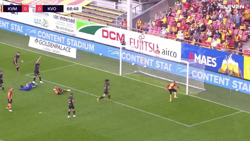 Aster Vranckx Produces Quite Possibly The Worst Miss In Football History