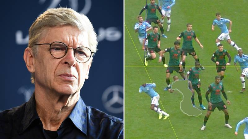 Twitter Thread Explains Why Arsene Wenger's Offside Change Is 'One Of The Worst Ideas'