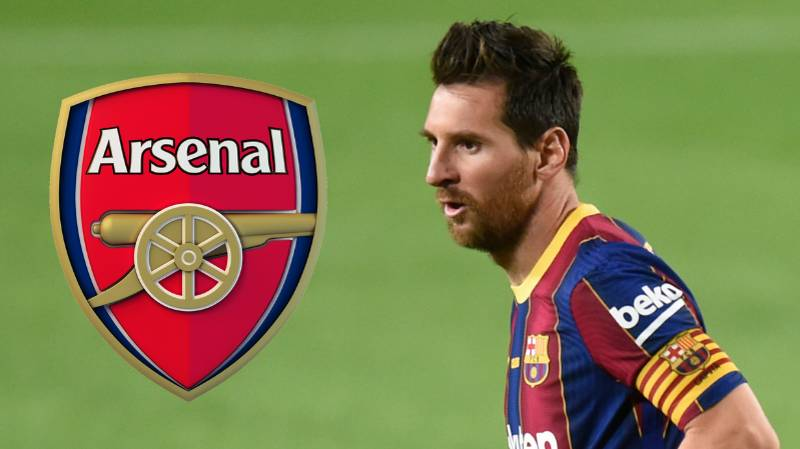 """Lionel Messi Was """"Tempted"""" By Arsenal Move, Claims His Former Agent"""