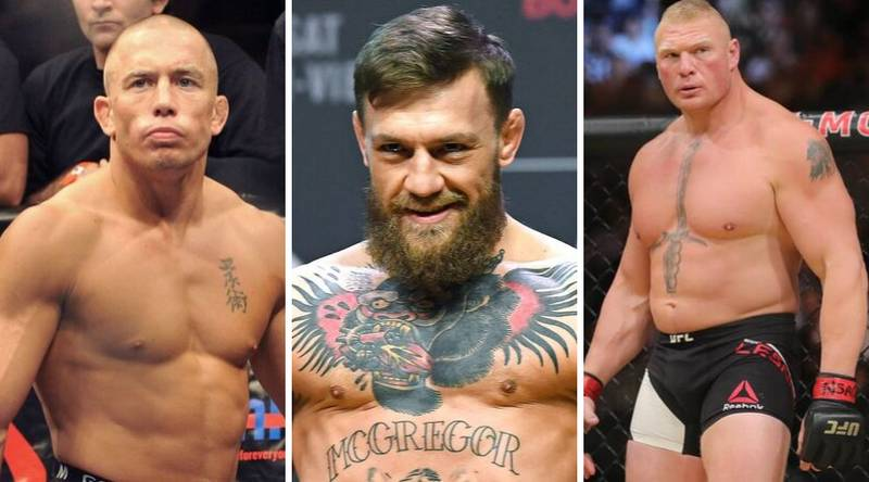 Conor McGregor Tops UFC's 20 All-Time Highest-Paid Fighters