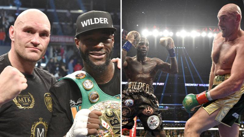 Tyson Fury Vs Deontay Wilder Will Be A Trilogy