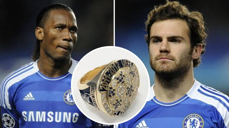 Didier Drogba Reveals Important Advice Juan Mata Shared With Him In Champions League Final