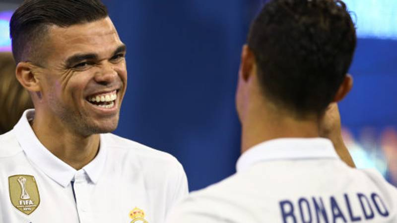 Pepe Names The Club Cristiano Ronaldo Should Join This Summer