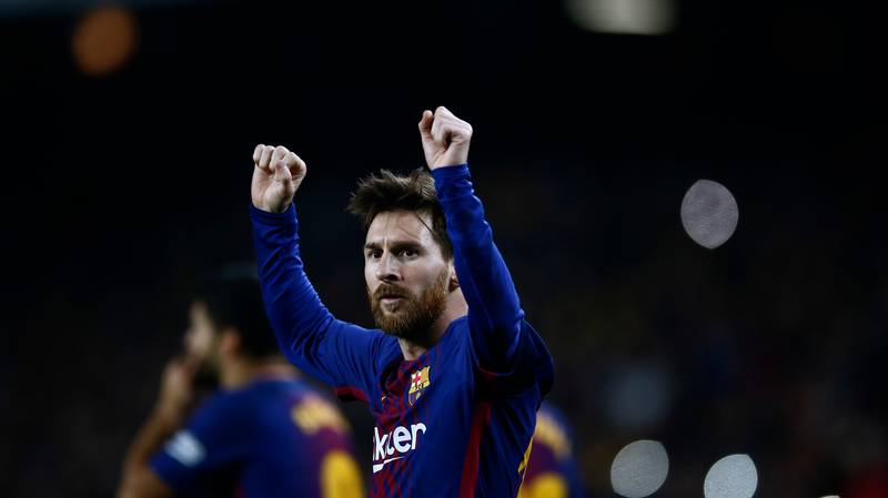 Barca Have Scored 4000 Goals At The Nou Camp, Messi Has Scored Or Assisted 10 Per Cent