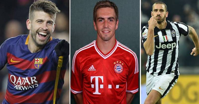 Only Three Premier League Players Named On 30 Best Defenders List