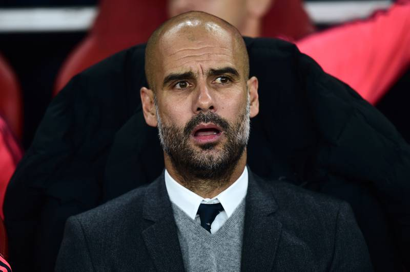 City Target To Sign 'Anti-Guardiola' Contract