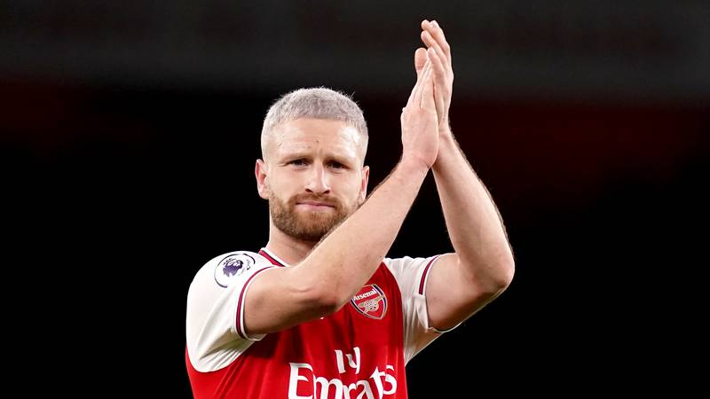 Arsenal Offered Defender Shkodran Mustafi A New Contract