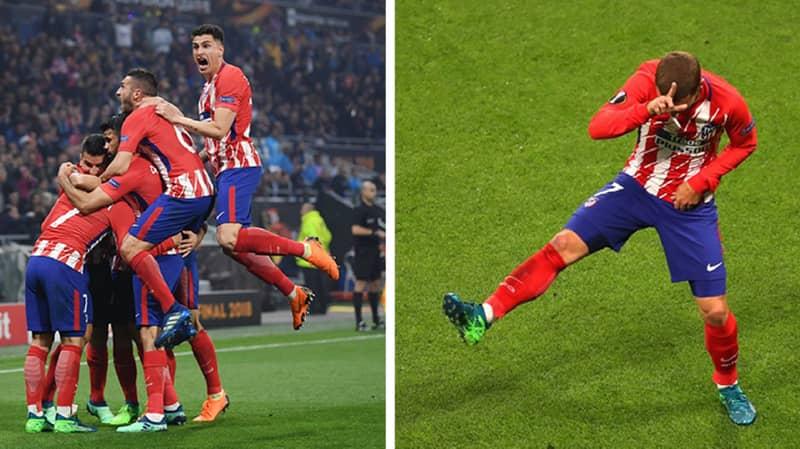Atletico Madrid Win The 2018 Europa League Final