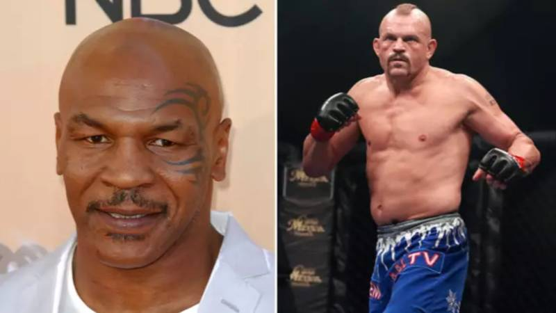 Chuck Liddell Reveals Exactly What Would Happen In A Street Fight With Mike Tyson