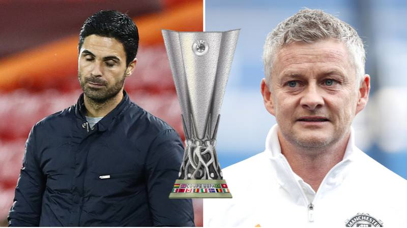 Manchester United And Arsenal Fans React To 'Tough' Europa League Round Of 32 Draw