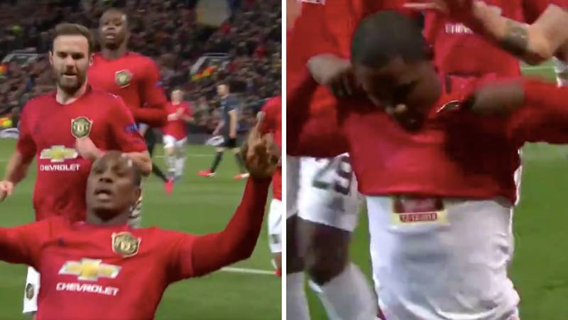 Odion Ighalo Scores On His Full Manchester United Debut