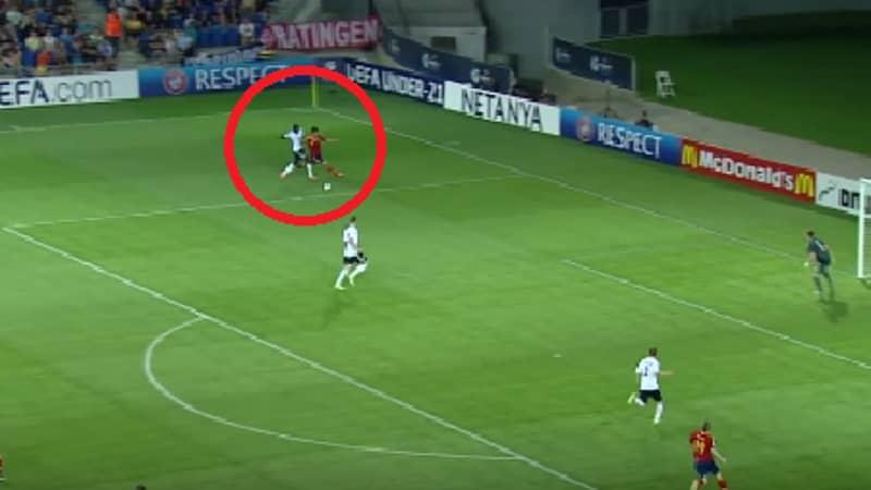WATCH: Alvaro Morata Rinsed One Of His New Chelsea Teammates Four Years Ago