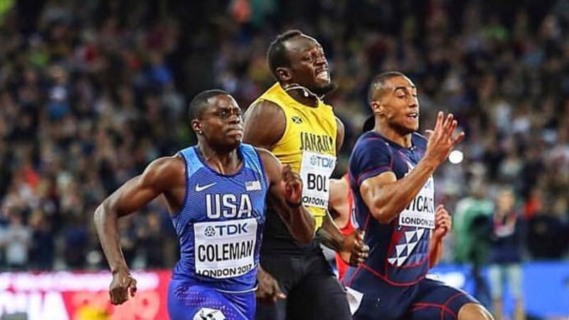Authorities Used Old Shopping Receipts To Catch Banned Sprinter Christian Coleman
