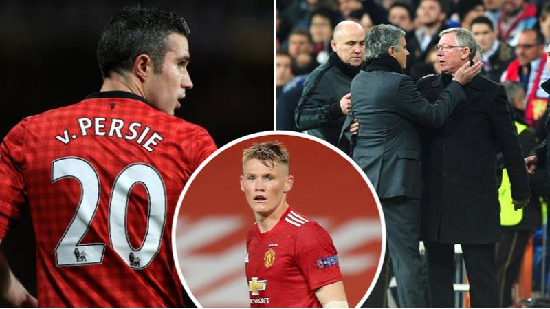 Scott McTominay: Van Persie Over Van Nistelrooy, Messi Over Ronaldo And The Next Manchester United Star