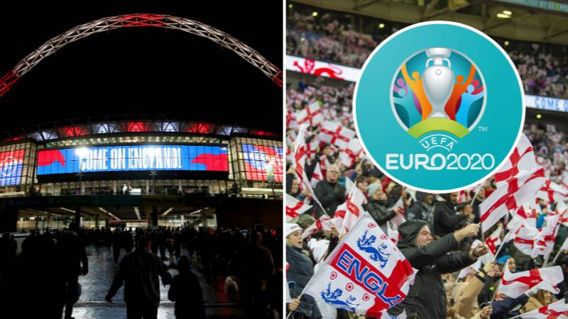 The FA Hopeful Of Having 27,000 Fans At Wembley For Euro 2020
