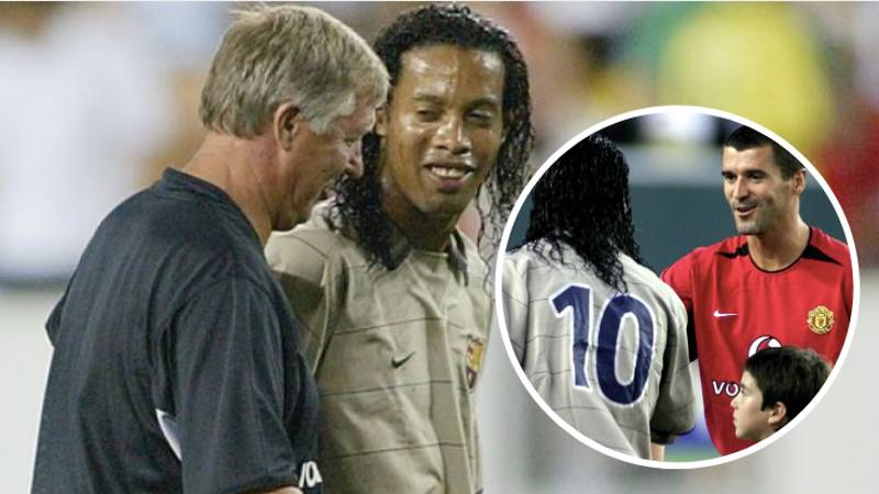 Ronaldinho Was 48 Hours Away From Joining Manchester United