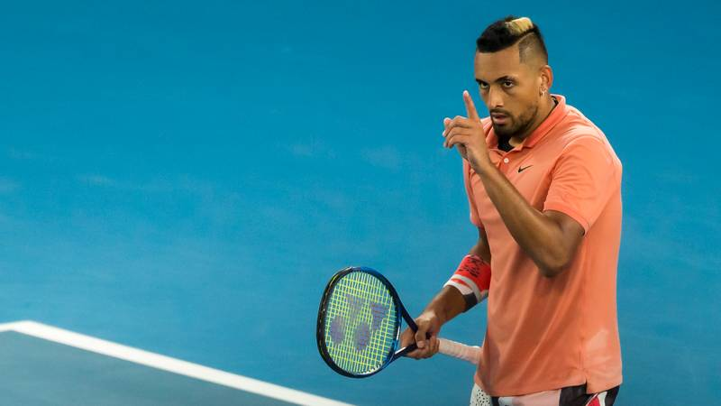 'Do you have rocks in your head?': Nick Kyrgios' Savage Response To Tennis Rival