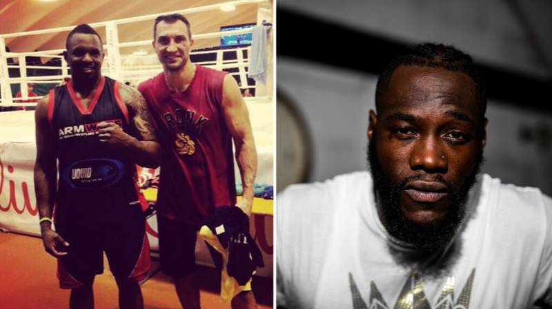 Dillian Whyte Claims Deontay Wilder Was Left 'Twitching' By Wladimir Klitschko