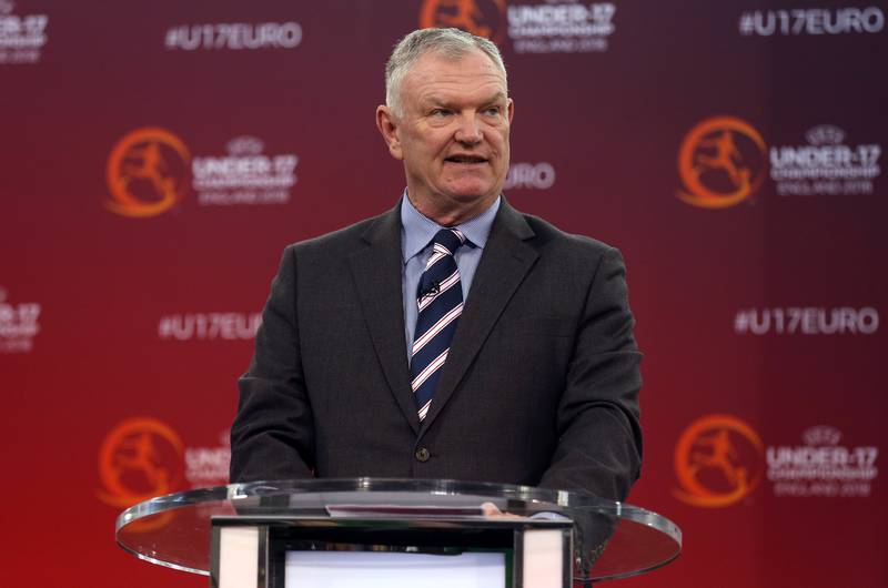 Greg Clarke Resigns From FA Chairman Role After Saying 'Coloured Footballers' At Select Committee