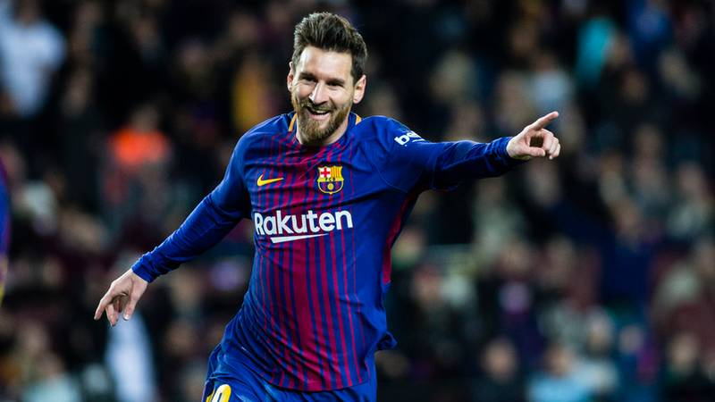 Lionel Messi's Record In Finals Is Just Outrageous