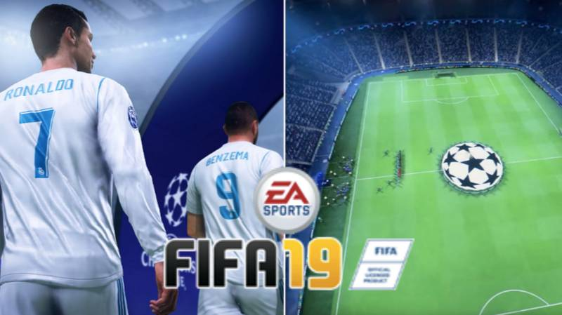EA Sports Release Official Trailer For FIFA 19 And The Champions League Is Back