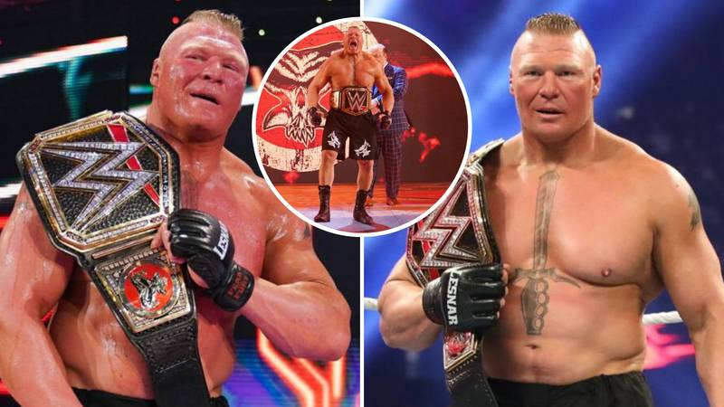 Brock Lesnar's WrestleMania 36 Plans Have Reportedly Been Revealed