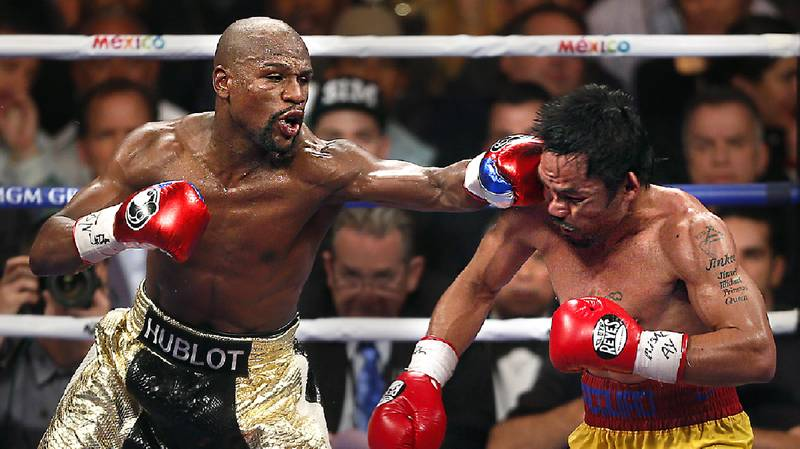 Manny Pacquiao Is Still Demanding A Rematch With Floyd Mayweather