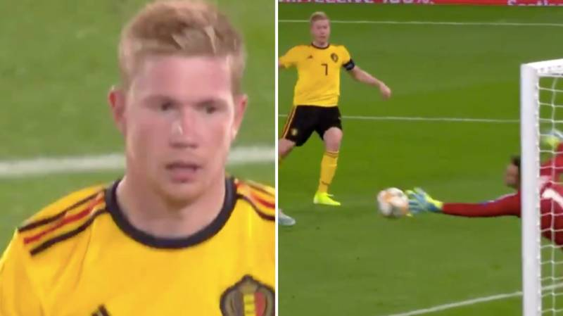 De Bruyne Showed Why He Is The Best Midfielder In The World With Belgium Masterclass