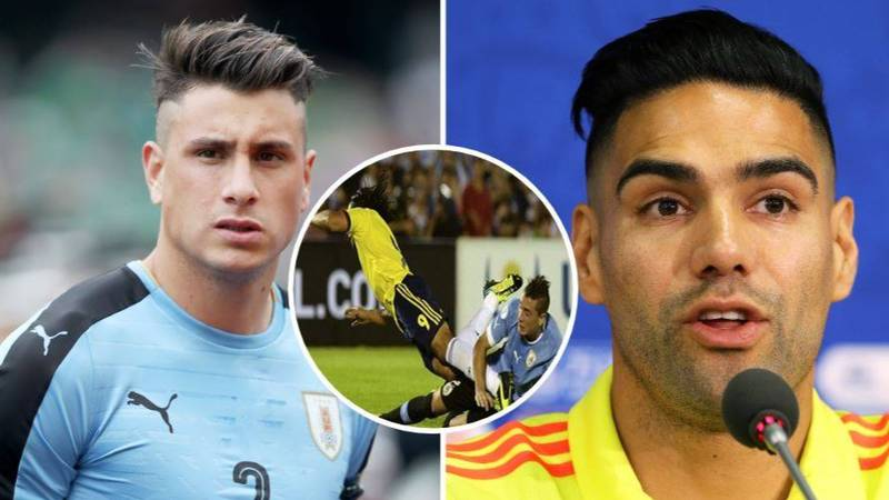 Radamel Falcao Reveals The Hilarious Depths Jose Maria Gimenez Went To Put Him Off His Game