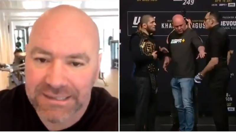Dana White Says He Has A Location For UFC 249, Confirms Behind Closed Doors Event