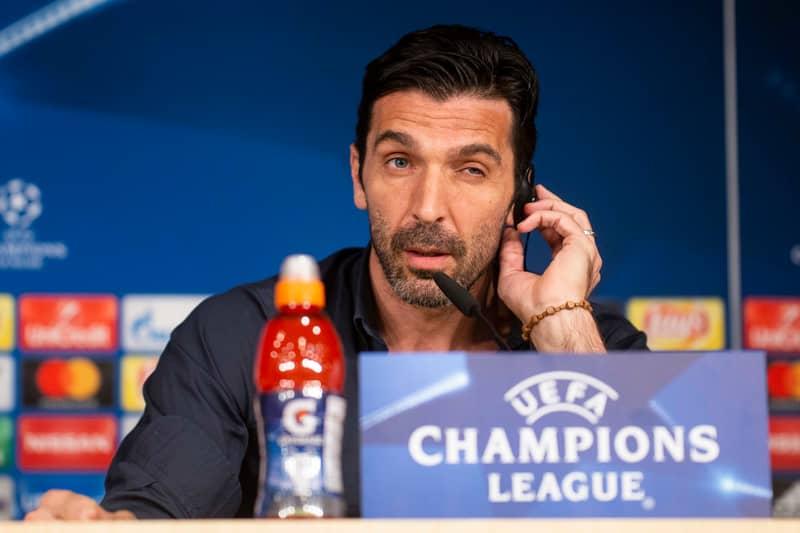 Gianluigi Buffon's Top Six Goalkeepers List Is Causing A Stir