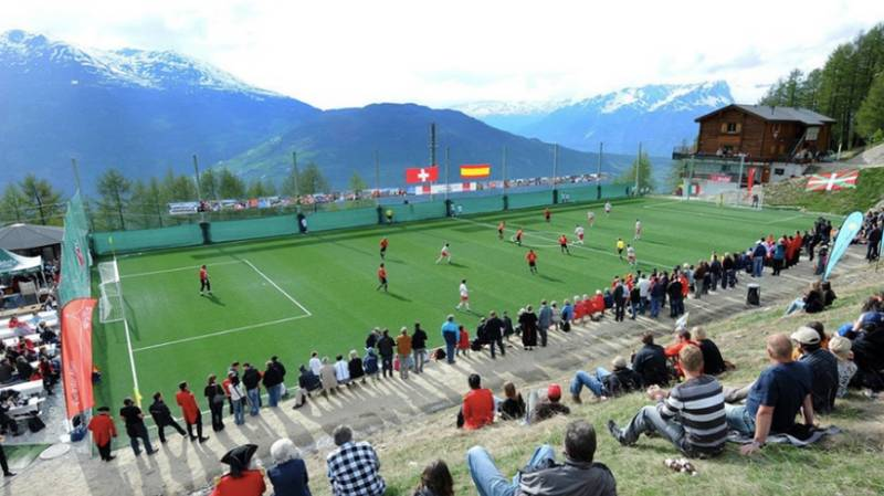 A Village Football Team In Swiss Alps Has Lost Estimated 1,000 Balls In 40 Years