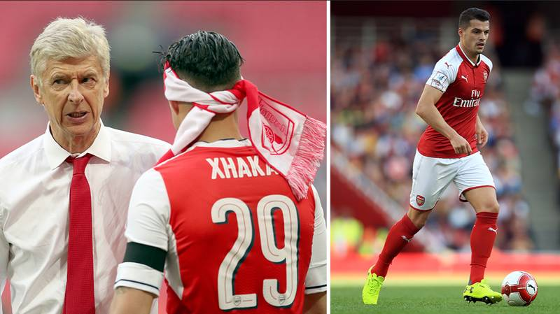 The Emergence Of Granit Xhaka Will Be Key For Arsenal This Season