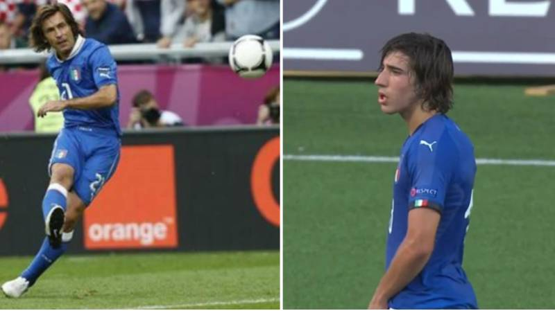 Sandro Tonali Compares Himself To Another Player, It's Not Andrea Pirlo