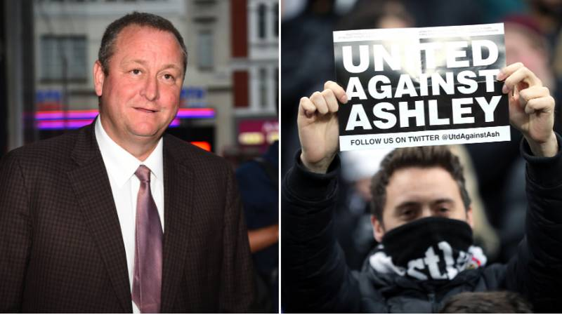 Mike Ashley Becomes First Premier League Owner To Stop Paying Staff