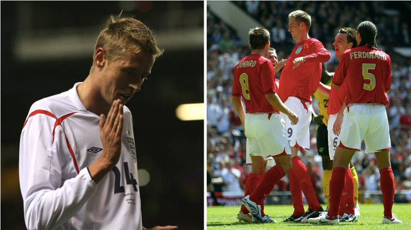 Peter Crouch Is Considering Retirement From Football