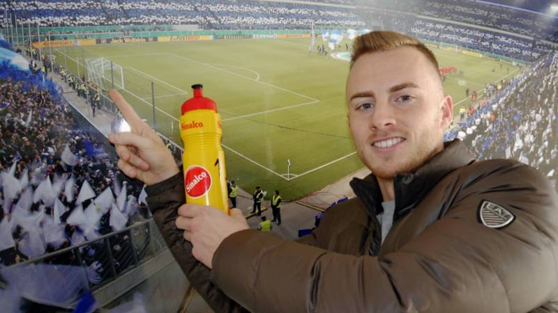 Duisburg Goalkeeper's Water Bottle Is Getting Auctioned Off For Charity