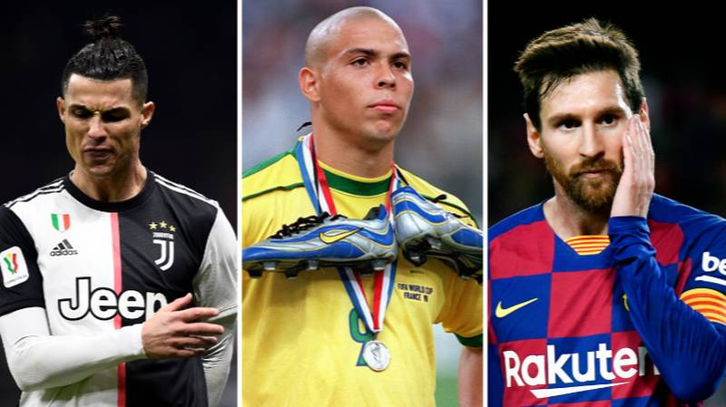 Ronaldo Nazario's Dream XI Is A Perfect Collection Of Players