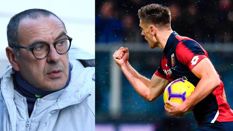 Genoa Set Asking Price For Chelsea's Number One Target